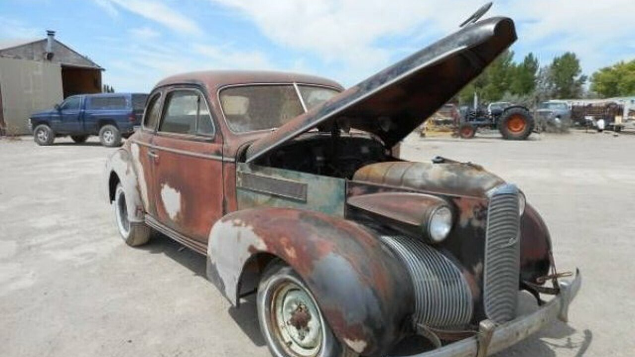 1939 Cadillac Other Cadillac Models for sale 100962165