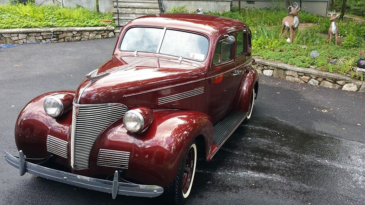 1939 Chevrolet Master Deluxe for sale 100887420