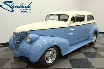 1939 Chevrolet Master Deluxe for sale 100953565