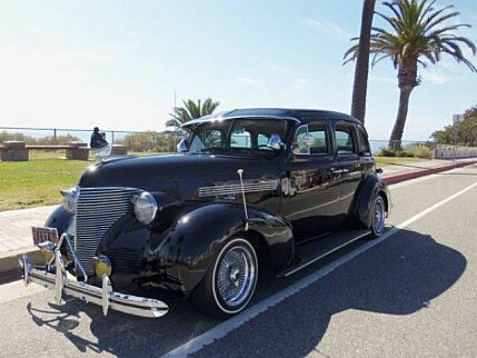 1939 Chevrolet Master Deluxe for sale 100966477