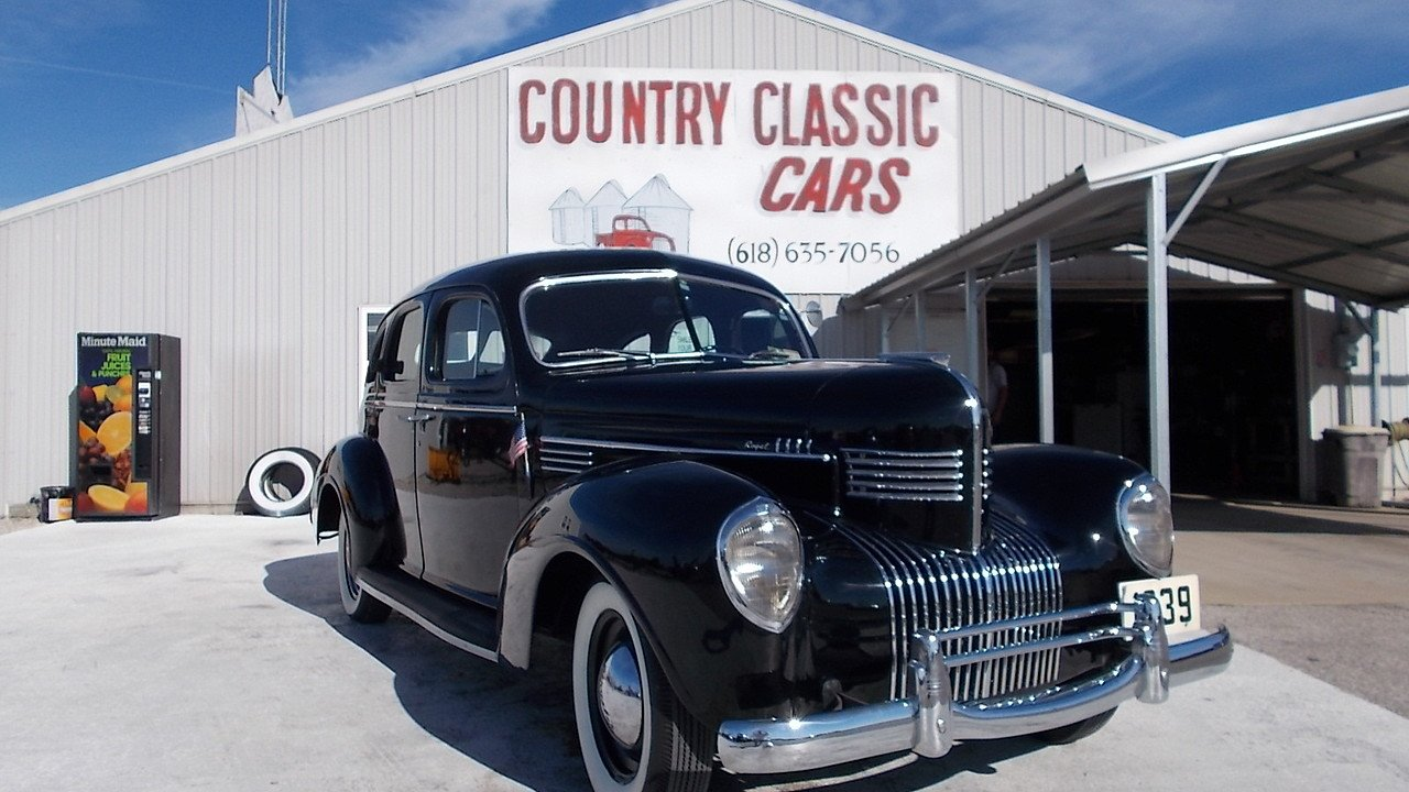 1939 Chrysler Royal for sale near Staunton, Illinois 62088 ...