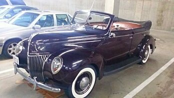 1939 Ford Deluxe Tudor for sale 100831803