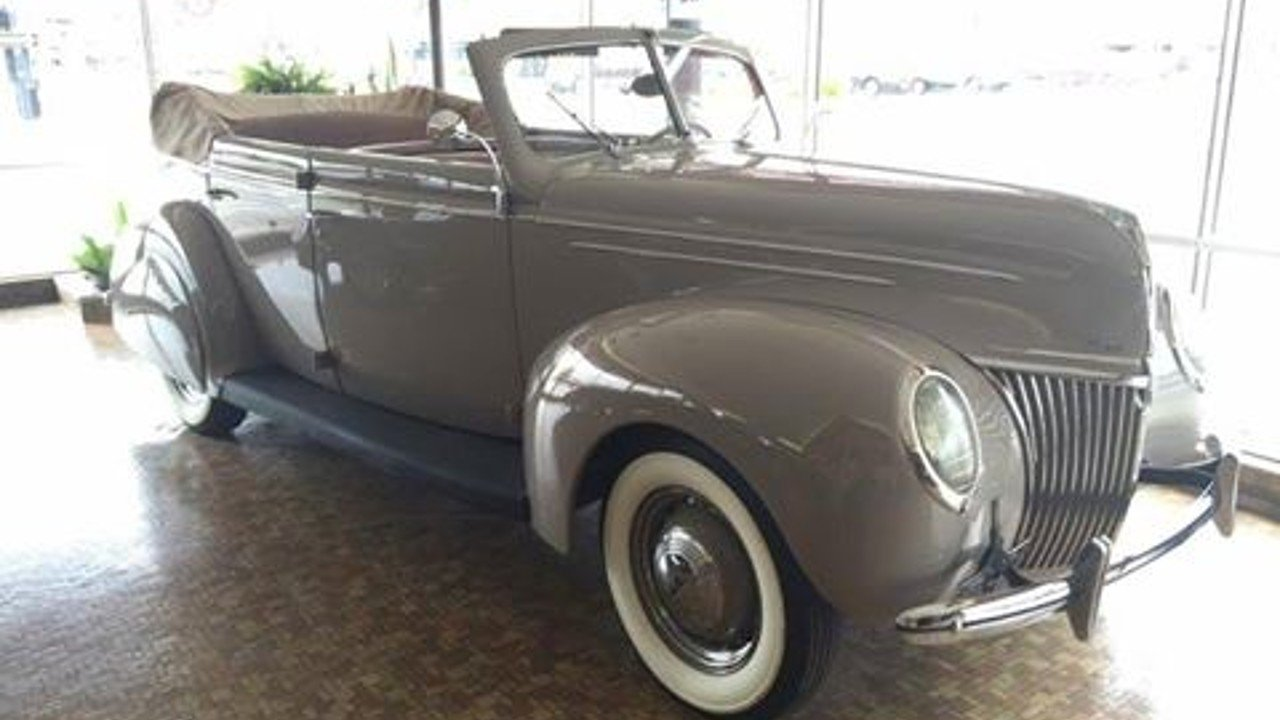 1939 Ford Deluxe for sale 100796676
