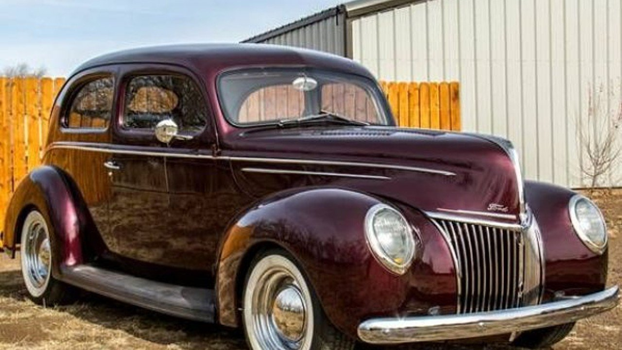 1939 Ford Deluxe for sale 100968398