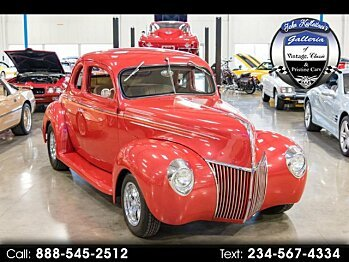 1939 Ford Deluxe for sale 100974129