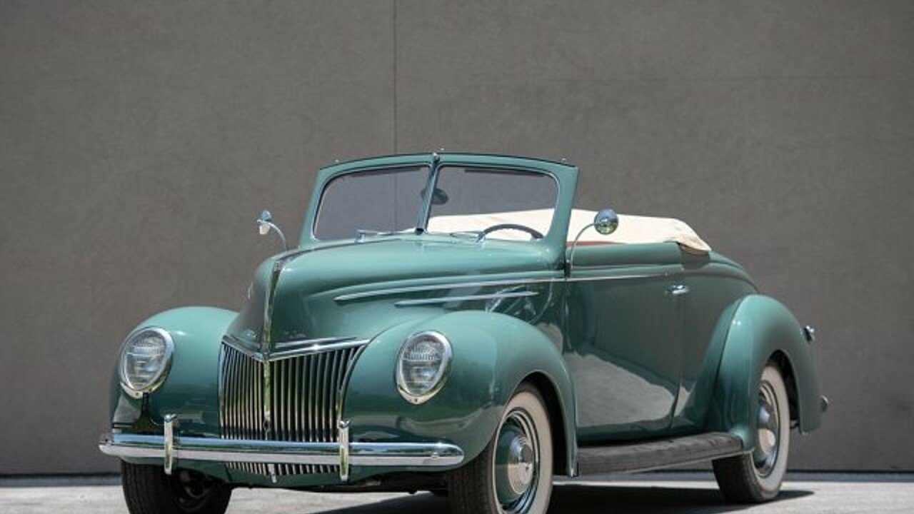 1939 Ford Deluxe for sale 101018753