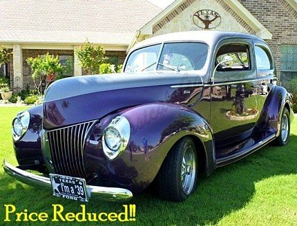 1939 Ford Deluxe for sale 100831589
