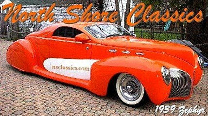 1939 Lincoln Zephyr for sale 100840226