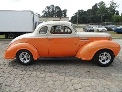 1939 Plymouth Other Plymouth Models for sale 100859458