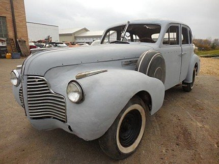 1940 Buick Century for sale 100878485