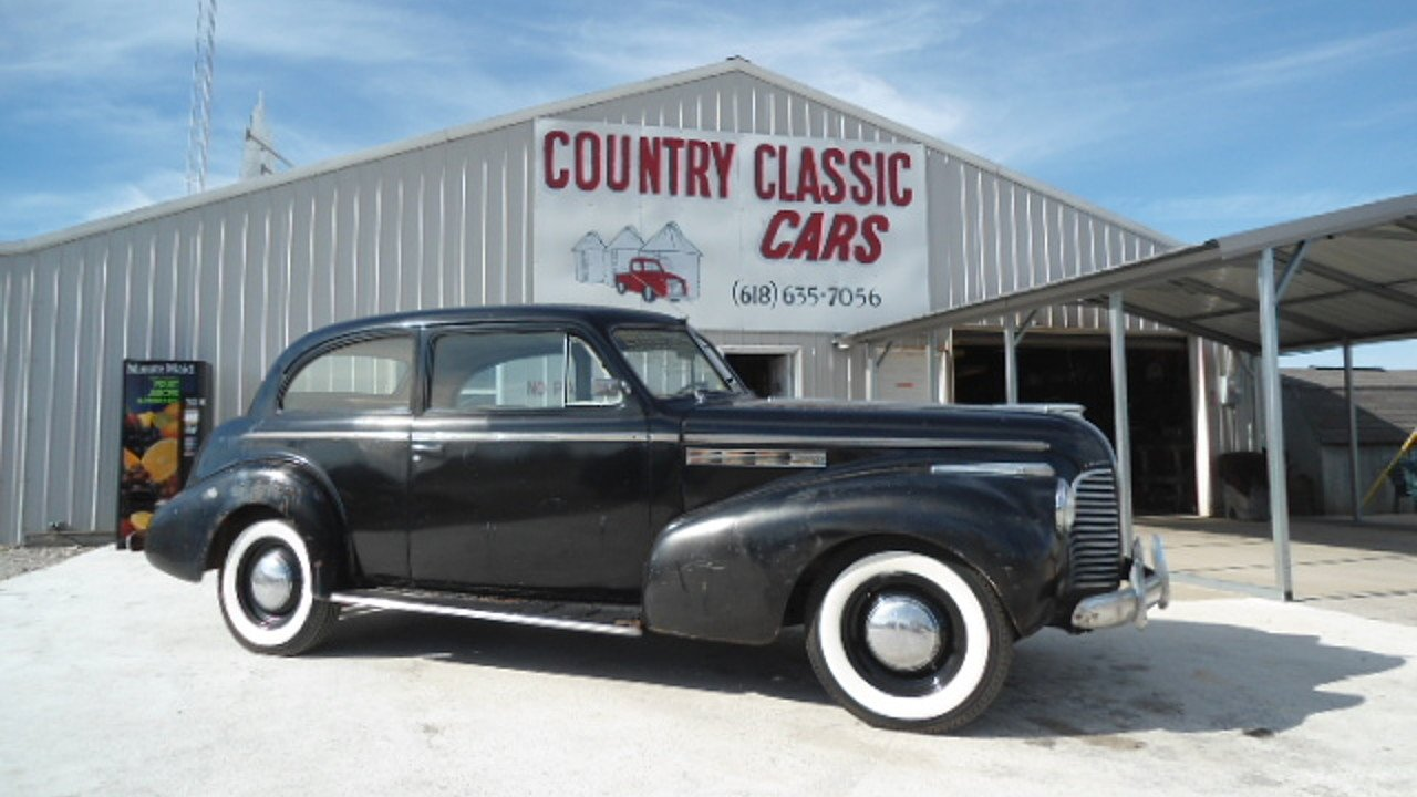 1940 Buick Special for sale near Staunton, Illinois 62088 - Classics ...
