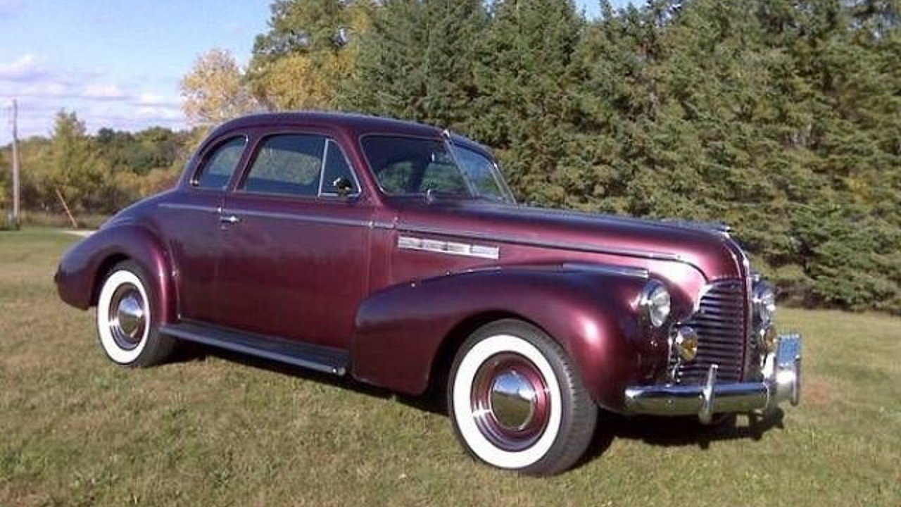 1940 Buick Special for sale 100822685