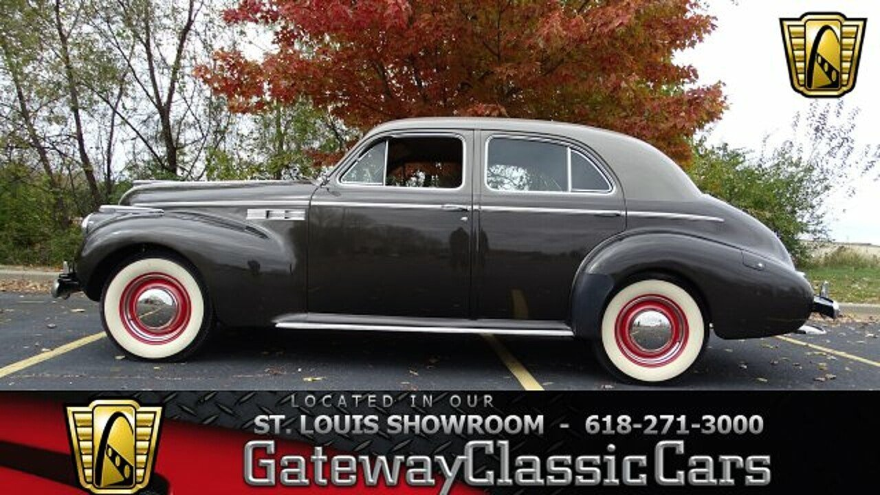 1940 Buick Super for sale 100949151