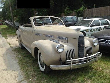 1940 Cadillac Other Cadillac Models for sale 100993310