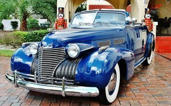 1940 Cadillac Series 62 for sale 100930771
