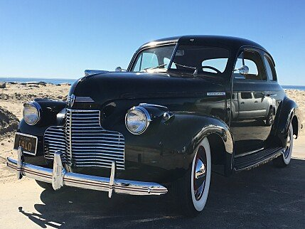 1940 Chevrolet Master Deluxe for sale 100738332