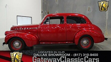 1940 Chevrolet Master Deluxe for sale 100771013