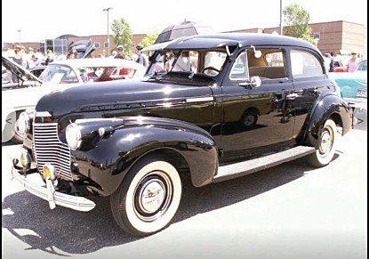 1940 Chevrolet Master Deluxe for sale 100909995
