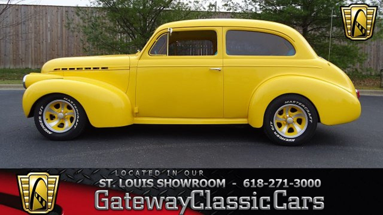 1940 Chevrolet Other Chevrolet Models for sale 100965106