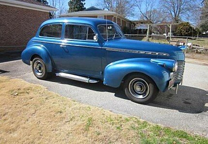 1940 Chevrolet Special Deluxe for sale 100792367