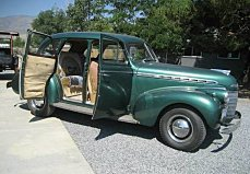 1940 Chevrolet Special Deluxe for sale 100793119