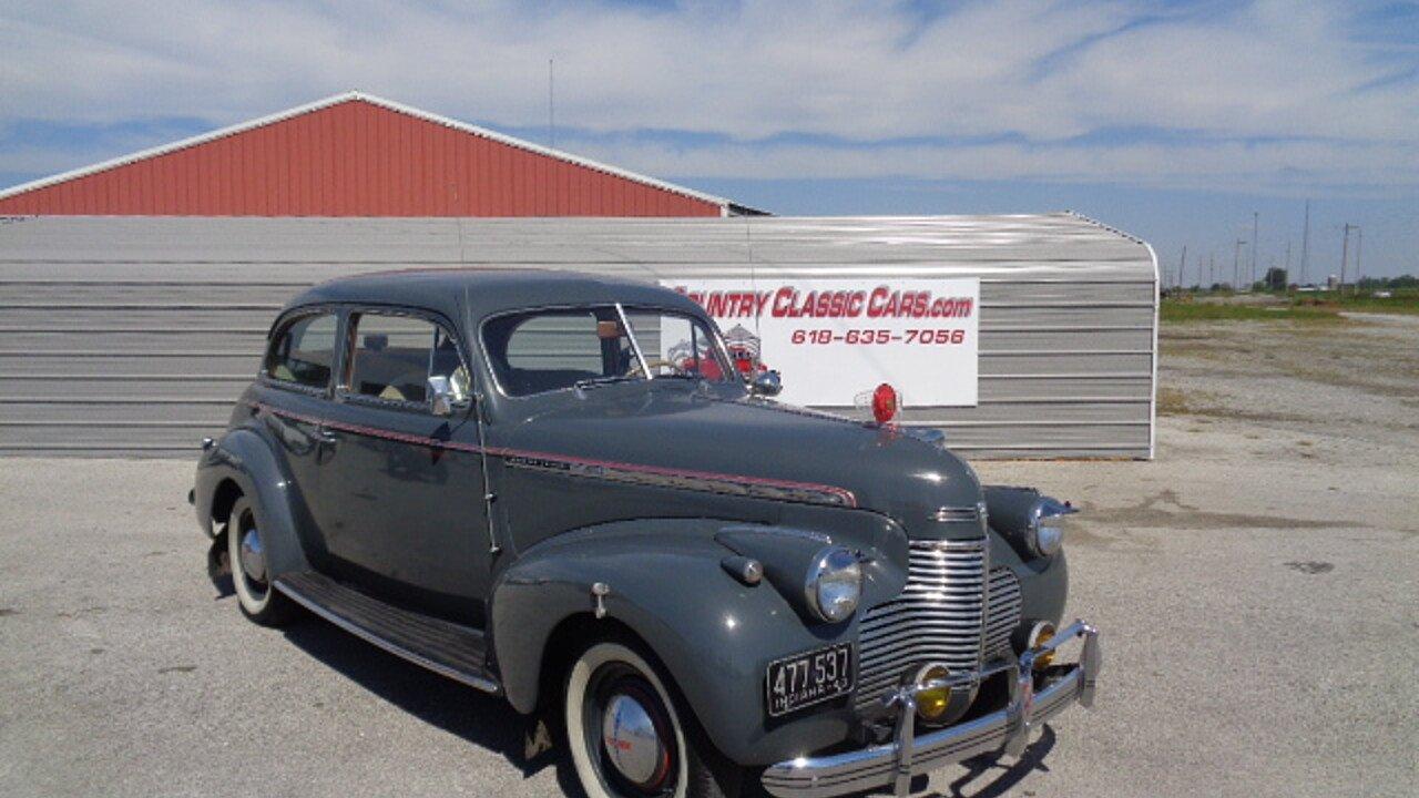 1940 Chevrolet Special Deluxe for sale near Staunton, Illinois 62088 ...