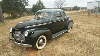 1940 Chevrolet Special Deluxe for sale 100822866