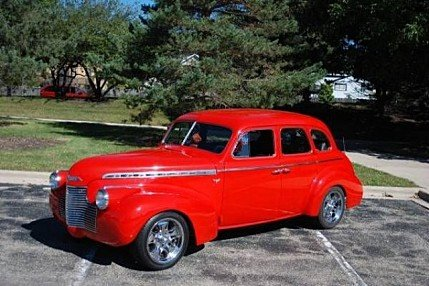 1940 Chevrolet Special Deluxe for sale 100822666