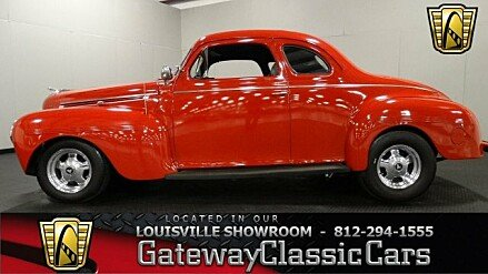 1940 Dodge Deluxe for sale 100752035