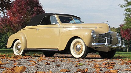1940 Dodge Deluxe for sale 100753347