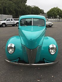 1940 Ford Custom for sale 100917285