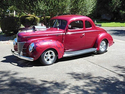 1940 Ford Custom for sale 100844331
