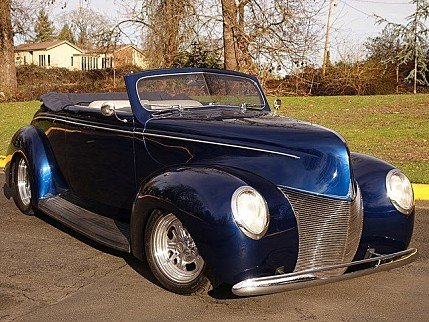 1940 Ford Deluxe for sale 100740008