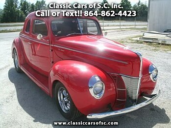 1940 Ford Deluxe for sale 100741555