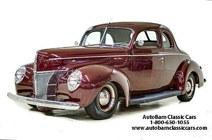 1940 Ford Deluxe for sale 100766899