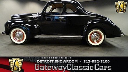 1940 Ford Deluxe for sale 100775518