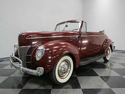 1940 Ford Deluxe for sale 100817117
