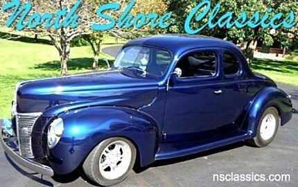 1940 Ford Deluxe for sale 100840549