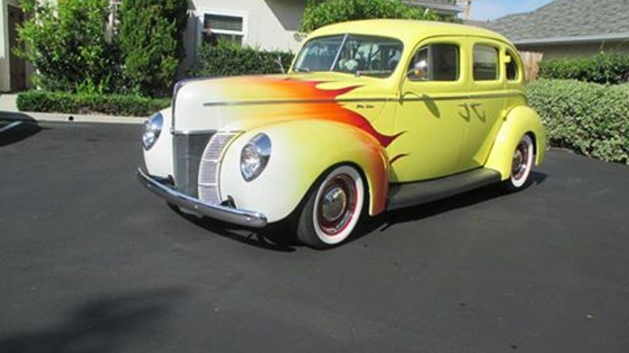 1940 Ford Deluxe for sale 100859676