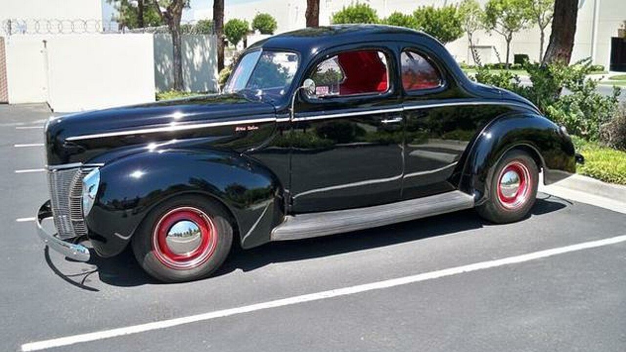 1940 Ford Deluxe for sale 100744060