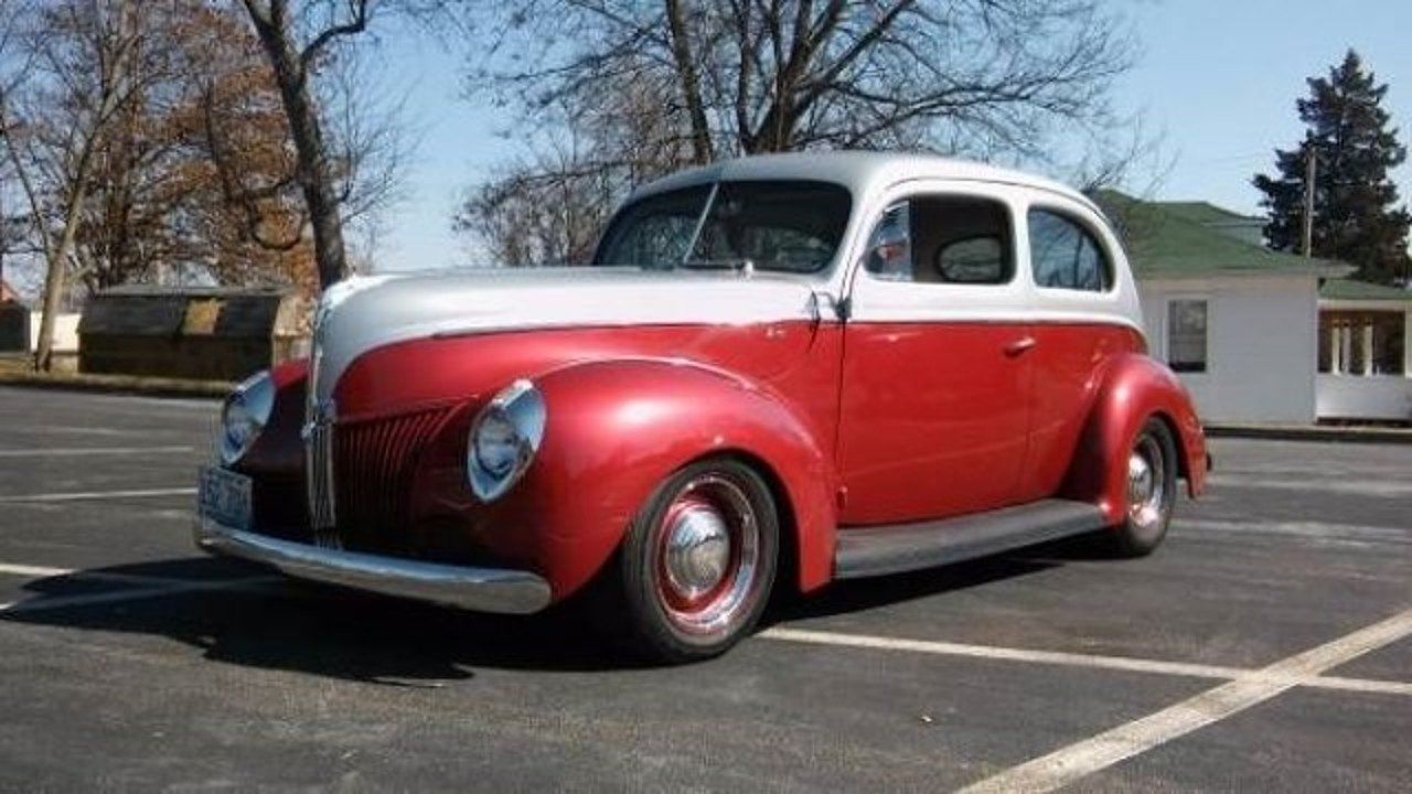 1940 Ford Deluxe for sale 100822650