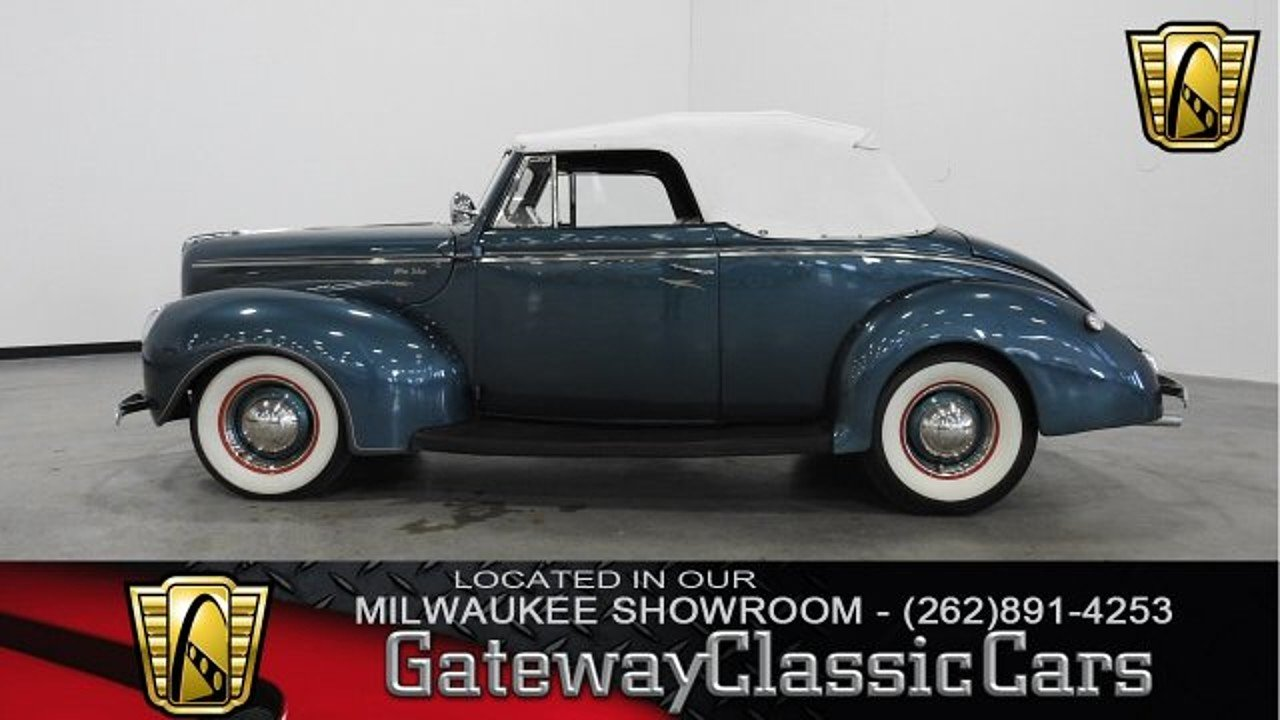1940 Ford Deluxe for sale 100964158