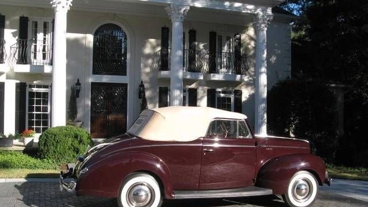 1940 Ford Deluxe for sale 100971421
