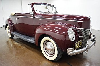 1940 Ford Deluxe for sale 100983632