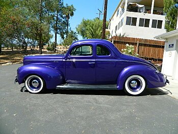 1940 Ford Deluxe for sale 100990749
