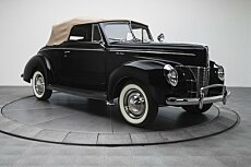 1940 Ford Deluxe for sale 100786543