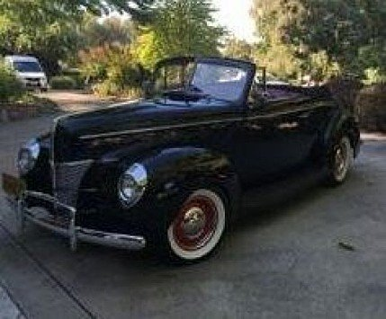 1940 Ford Deluxe for sale 100823060