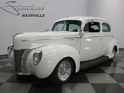 1940 Ford Deluxe for sale 100881669