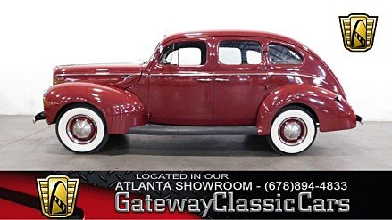 1940 Ford Deluxe for sale 100921310