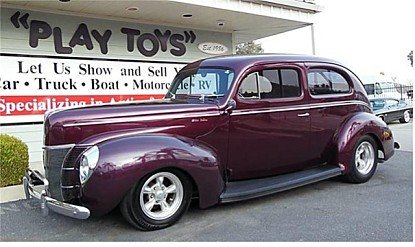 1940 Ford Deluxe for sale 100958910